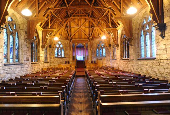 Fettes College - Chapel