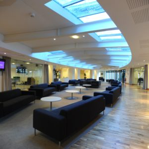 Fettes College - Craigleith House Reception