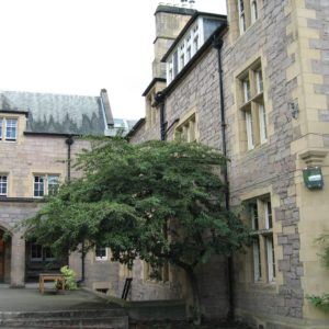 Fettes College - Kimmerghame House Exterior 4